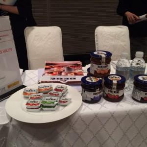 2015-05-19-Degustacion y predentacion de productos de Bebe ante importadores. FOUR seasons Hotel, Shanghai, 5 de Mayo