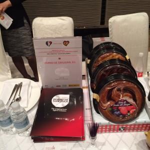 2015-05-19-Degustacion y predentacion de productos de Horno de San Juan (2) ante importadores. FOUR seasons Hotel, Shanghai, 5 de Mayo