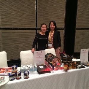 2015-05-19-Degustacion y predentacion de productos de Horno de San Juan ante importadores. FOUR seasons Hotel, Shanghai, 5 de Mayo