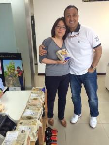 2015-05-19-Nuevo Importador Ines Rosales (3). Estaremos presentes en 17 Counters con promotores haciendo degustaciones del producto