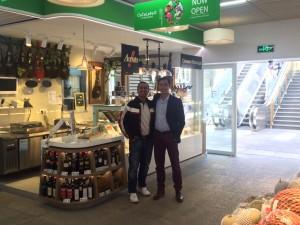 2015-05-19-Nuevo Importador Ines Rosales.(2) Estaremos presentes en 17 Counters con promotores haciendo degustaciones del producto