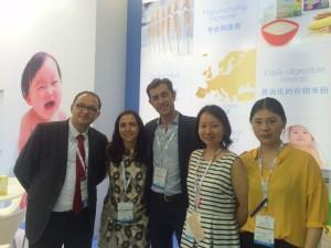 2015-07-25 - Ordesa OFS con el equipo de Tradeco en la CBME Exhibition