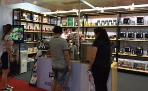 China Importador de Baque en feria de Cafe en Beijing 3 v2
