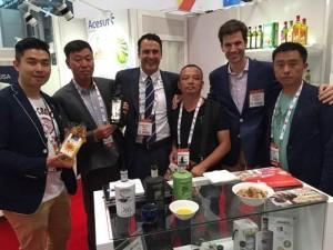 Importadores marcas de Acesur, visitan equipo en USA en Fancy Food - 2