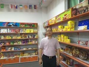 Helios. Entrevista importador vender mermelada Sur China. Exportar mermelada dulces China -1