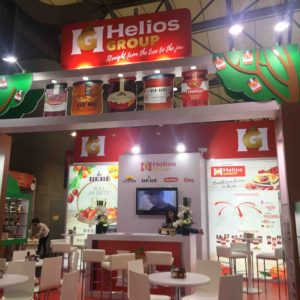 Helios Booth SIAL CHINA 2016