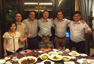 Dancake 2nd trip-meet importers galletas venta china 3