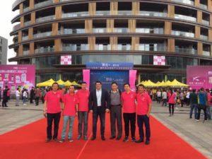 Acesur Kunming Festival vender aceite en China 1